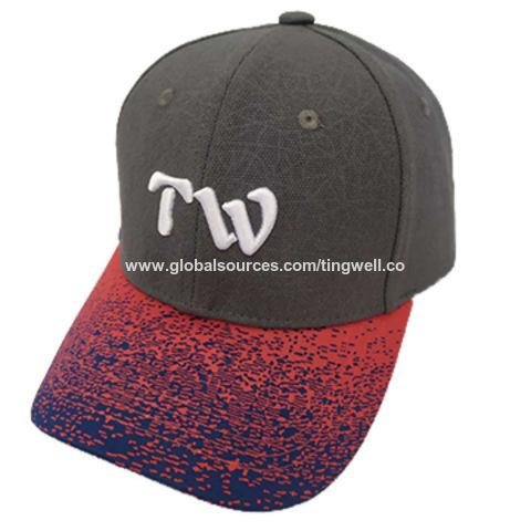 8e6496625 China Baseball cap/sports cap/fashion cap/cap from Shanghai Trading ...