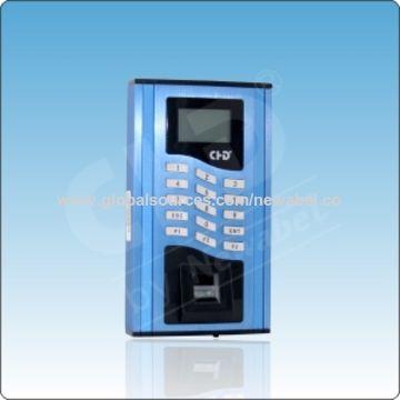 China Time Attendance Machine from Shenzhen Manufacturer