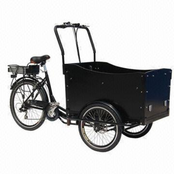 Europe 3 Wheel Electric Cargo Bike For Sale Global Sources