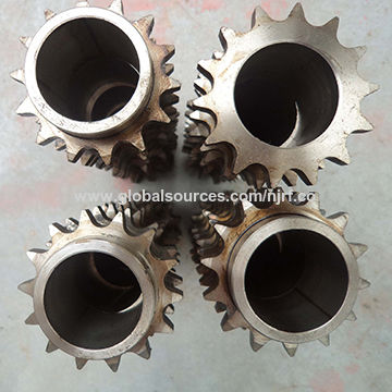 China Carbon Steel Conveyor Chain Sprocket on Global Sources