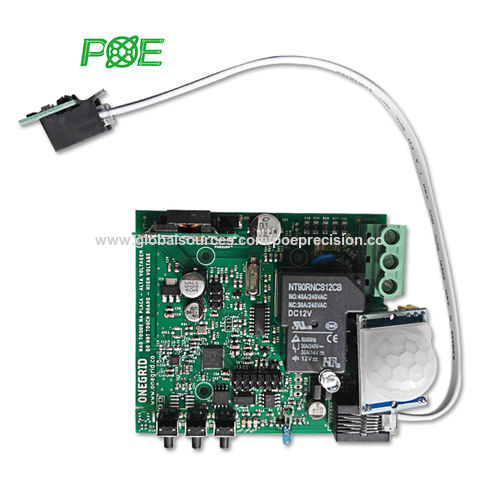 China pcb board assembly from Shenzhen Manufacturer: Poe