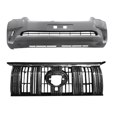 china 120 for toyota prado accessories spare parts 150 body kit for