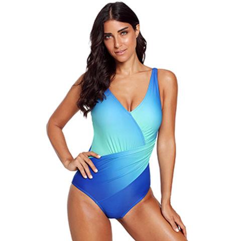 4b29210561ed4 China Women Beach Wear Monokini Surf Swimwear One Piece Swimsuit ...