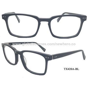 e924c7428cf China Men s acetate optical frames from Wenzhou Manufacturer  Eye ...