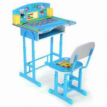 Cool Adjustable Colorful Fancy Childrens Desk Chair Set Made Of Ibusinesslaw Wood Chair Design Ideas Ibusinesslaworg