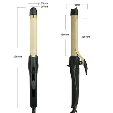 China Professional hair salon tools manufacturer hair curling iron