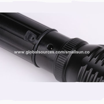 China 2017 SMALL SUN HIGH QUALITY RECHARGEABLE TORCH LIGHT MODEL F577R