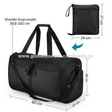 f1752897fd China Large Foldable Sports and Gym Duffle Bag from Quanzhou Trading ...