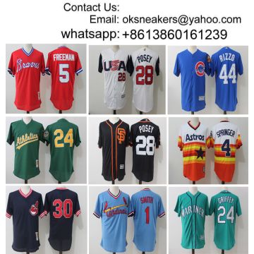 ce7a50da03a China Wholesale MLB Jersey Men Cheap MLB Baseball clothing MLB Jerseys Top  Quality NFL Football Jerseys