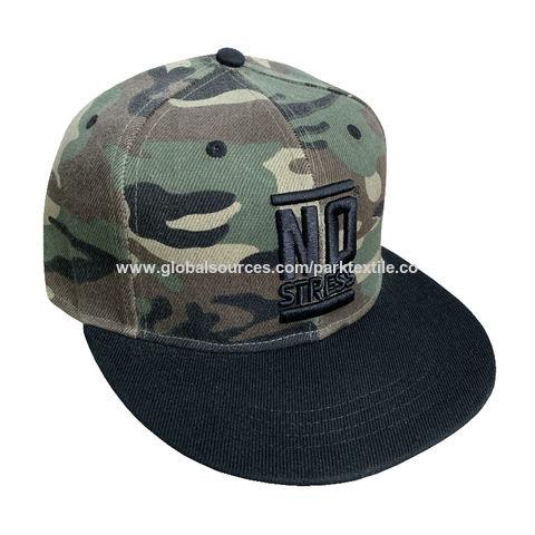 China New Era 5950 Style Flat Bill Baseball Cap