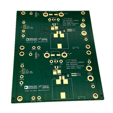 4 layers PCB printer PCB fabrication | Global Sources