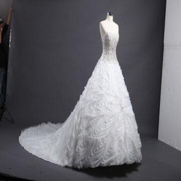 Wedding Dresses in Hong Kong