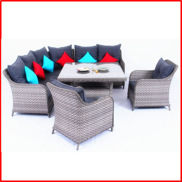 china outdoor wicker furniture from changzhou trading company
