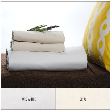 ... United States 100% Viscose From Bamboo Bed Sheet Set   Twin