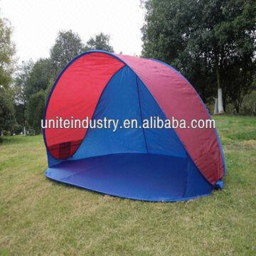 China Cheap Price!enough Stock Promotion Quick Open Beach Tent/2second Pop Up Beach & Cheap Price!enough Stock Promotion Quick Open Beach Tent/2second ...