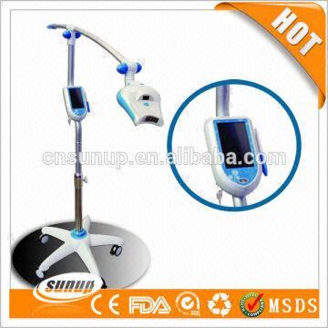Sunup Hot Sale Led Teeth Whitening Lamp Teeth Whitening Machine
