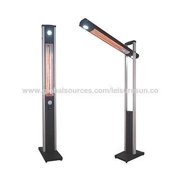 China Patio Heater Floor Standing Outdoor Garden Balcony Deck Bar