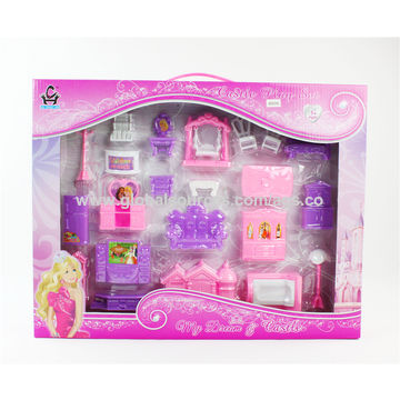 china 2016 lovelyl pink and purple castle play set a fairy world for girls