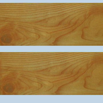 China Wooden Plank Pvc Vinyl Floor Tiles With Uv Coating Mainly Used