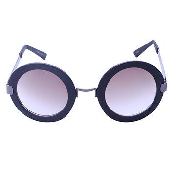 9498df30fa73 China Metal temple women plastic sunglasses