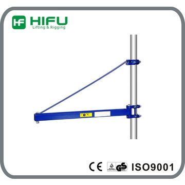 Rotary hoist frame Mini electric wire rope hoist wire rope hoist ...