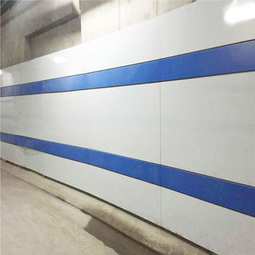 Porcelain enamel panel manufacturer from China, for tunnel