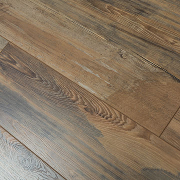 China Wood Texture Surface Water, Water Resistant Laminate Flooring