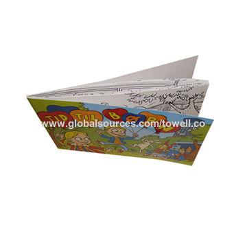 China Los libros de colorante, convenientes para el colorante de los ...