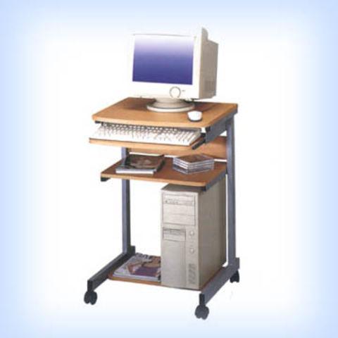 Newfangled Compact Computer Furniture, Compact Computer Desk