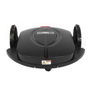 China High performance emergency stop remote control auto robot lawn mower