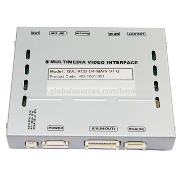 China Multimedia video interface for L Rover Discovery 4 car navigation