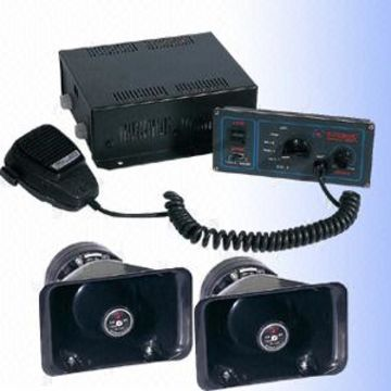 China Heavy-duty Car Siren with Powerful Sound Effects, Car