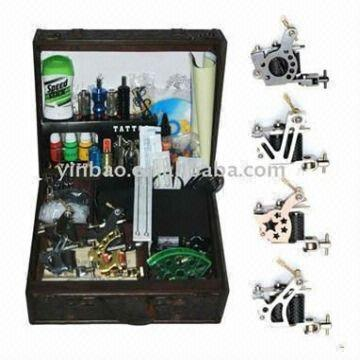 2011 Hot Sale Tattoo Kit Tattoo Machine Tattoo Gun | Global Sources