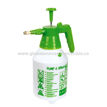 China 1.5L Pressure Sprayer with Safety Valve and Steel Pump, Ideal ...