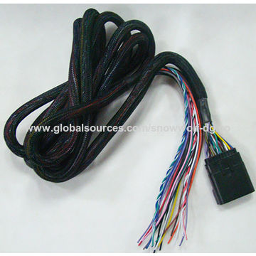 B0609774463 multi core cable oem jst electrical wire harness for soybean milk wire harness makers at gsmx.co