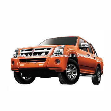 Rear Wheel Drive Gasoline Pickup Truck China