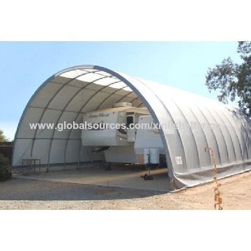 ... China Quick Build Promotion Cars Steel Structure Shelters ...