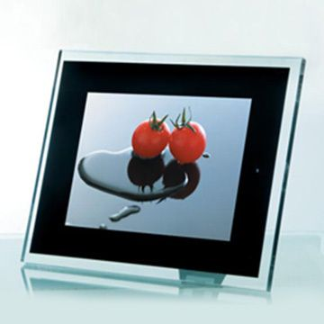 Digital Photo Frame with 10.4-inch LCD Screen, Bluetooth Function ...