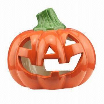 china ceramic pumpkin for halloween decorations various colors designs and sizes are available - Ceramic Halloween Decorations