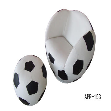 Football Chair + Ottoman China Football Chair + Ottoman