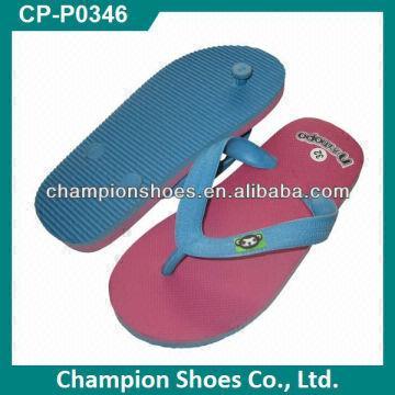 c4e5a0f830f606 Rubber Flip Flop  1.Material Rubber or PVC Strap+Rubber PE Sole 2 ...