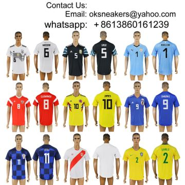 outlet store 1cc8b bb0d3 Wholesale Soccer Jerseys Men 2018 Real Madrid Manchester ...