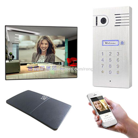 China IP intercom systems from Zhuhai Manufacturer: Zhuhai Rongtai ...
