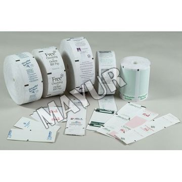 Thermal Paper Roll for ATM | Global Sources