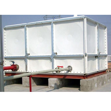 High Quality FRP Fiberglass Water Storage Tank | Global Sources