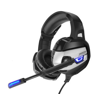 China XBOX ONE headphone for PS4 gaming wired headset with mic for ...
