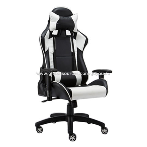 China Cheap Popular Uk Style Racing Gaming Chair Office Chair