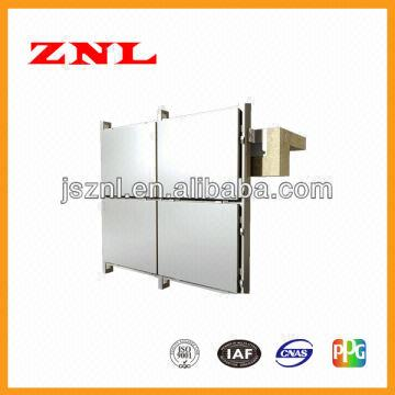 Demountable Interior Wall Panel System China Demountable Interior Wall  Panel System