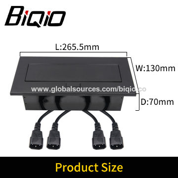 China Desktop Socket Box From Foshan Online Seller Foshan Shunde - Conference table power supply