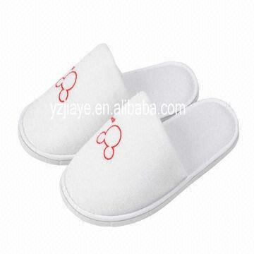 dfc78a478 ... China Terry /towel slippers,wholesale hotel slippers ,terry towel  disposable hotel slipper